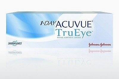 Lentile de contact Johnson & Johnson 1 DAY ACUVUE TruEye 1D4-30P-REV