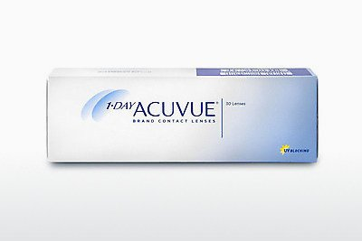 Lentile de contact Johnson & Johnson 1 DAY ACUVUE 1D2-30P-REV