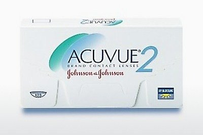 Lentile de contact Johnson & Johnson ACUVUE 2 (ACUVUE 2 AV2-6P-REV)