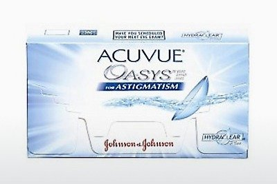 Lentile de contact Johnson & Johnson ACUVUE ADVANCE for ASTIGMATISM (ACUVUE ADVANCE for ASTIGMATISM AGT-6P-REV)