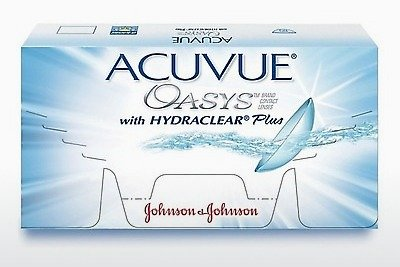 Lentile de contact Johnson & Johnson ACUVUE OASYS for ASTIGMATISM CYP-6P-REV