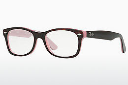 Ochelari de design Ray-Ban Junior RY1528 3580 - Maro, Havana
