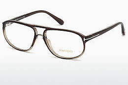 Ochelari de design Tom Ford FT5296 050 - Maro, Dark