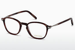 Ochelari de design Tom Ford FT5397 064 - Fildeş, Horn, Brown