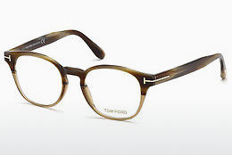 Ochelari de design Tom Ford FT5400 65A - Fildeş, Horn, Brown