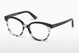 Ochelari de design Web Eyewear WE5196 055 - Multicolor, Maro, Havana