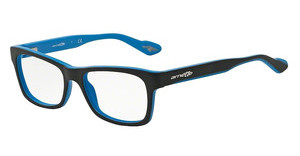 Arnette AN7038 1171 MATTE BLACK/BRIGHT BLUE