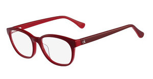 Calvin Klein CK5842 605 BORDEAUX/RED