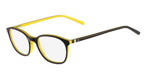 Calvin Klein CK5878 973 BLACK-YELLOW