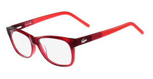 Lacoste L2691 603 RED TRANSPARENT