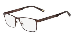 MarchonNYC M-SOCIETY 210 SATIN BROWN