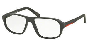 Prada Sport PS 05GV TFZ1O1 GREY RUBBER