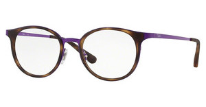 Ray-Ban RX6372M 2956 VIOLET