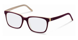 Rodenstock R5305 C dark red layered