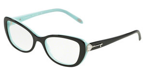 Tiffany TF2105H 8055 BLACK/BLUE