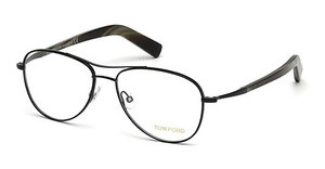 Tom Ford FT5396 001 schwarz glanz