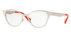 Versace VE1245 1000 SILVER/CORAL FLUO