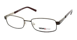 Vienna Design UN461 03 matt brown/gold
