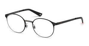 Web Eyewear WE5192 002 schwarz matt