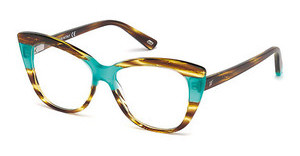 Web Eyewear WE5197 056 havanna