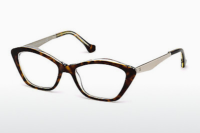 Ochelari de design Balenciaga BA5040 053 - Havana, Yellow, Blond, Brown