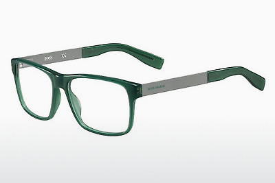 Ochelari de design Boss Orange BO 0203 81S - Verde, Gri