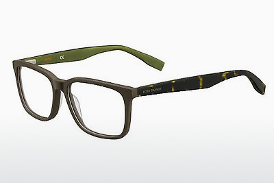 Ochelari de design Boss Orange BO 0267 I2A - Maro, Havana, Verde