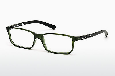 Ochelari de design Diesel DL5179 094 - Verde, Bright, Matt