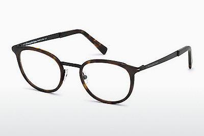 Ochelari de design Ermenegildo Zegna EZ5048 053 - Havana, Yellow, Blond, Brown