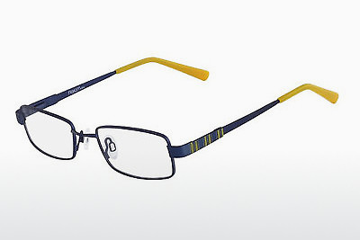 Ochelari de design Flexon KIDS SATURN 412 - Gri, Navy