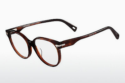 Ochelari de design G-Star RAW GS2641 THIN ARLEE 725 - Maro, Havana
