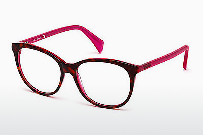 Ochelari de design Just Cavalli JC0617 055 - Maro, Havana, Multicolor