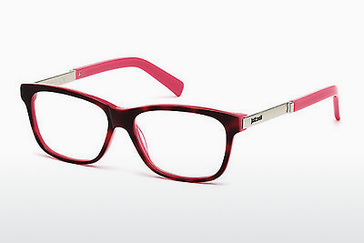 Ochelari de design Just Cavalli JC0619 055 - Maro, Havana, Multicolor