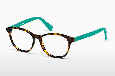Ochelari de design Just Cavalli JC0684 053 - Havana, Yellow, Blond, Brown