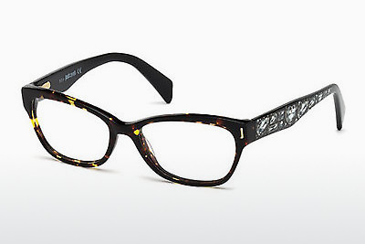 Ochelari de design Just Cavalli JC0746 052 - Maro, Dark, Havana