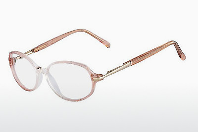 Ochelari de design MarchonNYC BLUE RIBBON 25 651 - Transparent, Ivory