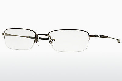 Ochelari de design Oakley SPOKE 0.5 (OX3144 314402) - Argintiu, Pewter