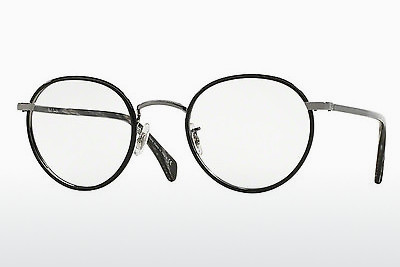 Ochelari de design Paul Smith KENNINGTON (PM4073J 5041) - Negru, Argintiu, Gri