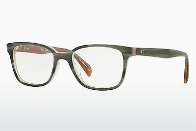 Ochelari de design Paul Smith LOGGAN (PM8222U 1444) - Verde, Transparent, Alb