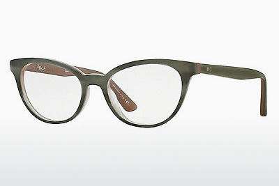 Ochelari de design Paul Smith JANETTE (PM8225U 1444) - Verde, Transparent, Alb