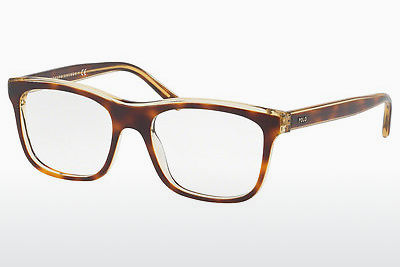 Ochelari de design Polo PH2173 5637 - Transparent, Maro, Havana