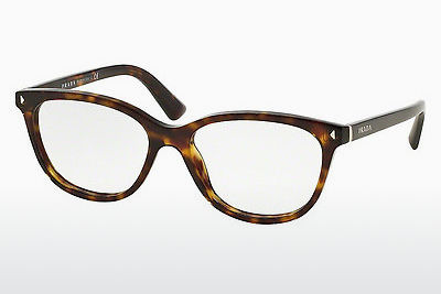Ochelari de design Prada JOURNAL (PR 14RV 2AU1O1) - Maro, Havana