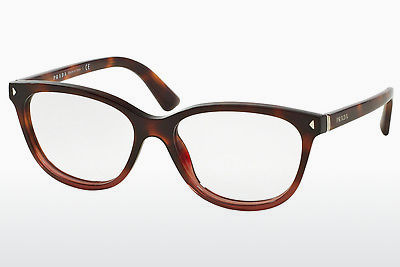 Ochelari de design Prada JOURNAL (PR 14RV TWC1O1) - Maro, Havana