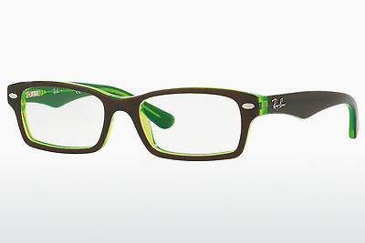 Ochelari de design Ray-Ban Junior RY1530 3665 - Maro, Verde