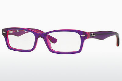 Ochelari de design Ray-Ban Junior RY1530 3666 - Purpuriu, Violet