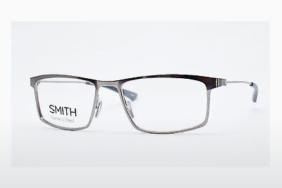 Ochelari de design Smith GUILD54 GR8 - Gri, Argintiu