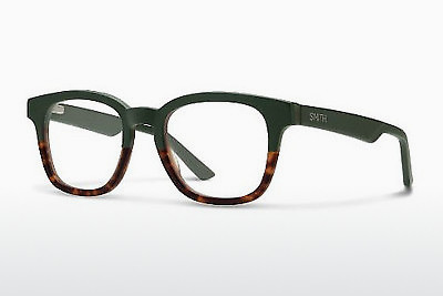 Ochelari de design Smith UPTAKE B26 - Verde, Maro, Havana