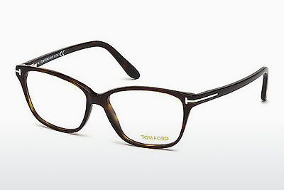 Ochelari de design Tom Ford FT4293 052 - Maro, Dark, Havana