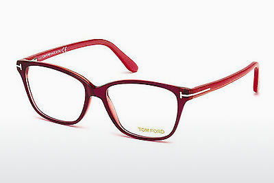 Ochelari de design Tom Ford FT4293 077 - Roz, Fuchsia