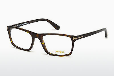 Ochelari de design Tom Ford FT4295 052 - Maro, Dark, Havana